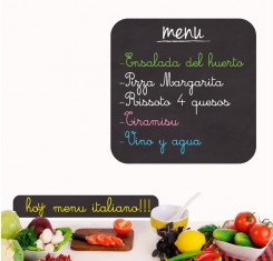 06 vinilo pizarra menu