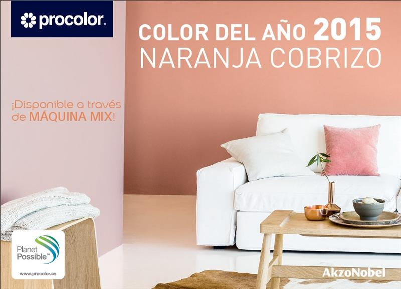 COLOR DEL AÑO 2015