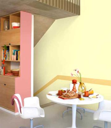 Consejos para elegir una buena combinaci n de colores for Combinacion de colores en paredes