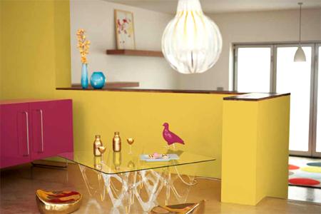 Consejos para elegir una buena combinaci n de colores pinturas arte nuevo - Combinacion de colores en paredes ...