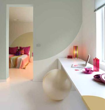 Como elegir una buena combinaci n de colores para pintar for Combinacion de colores para paredes