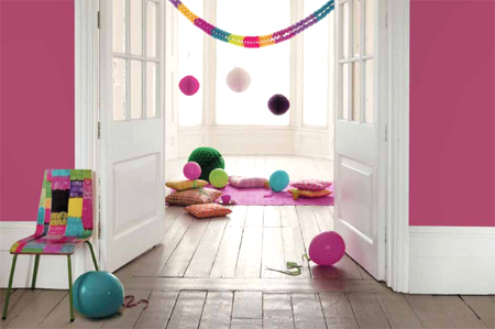 Como elegir una buena combinaci n de colores para pintar - Como elegir el color de las paredes ...
