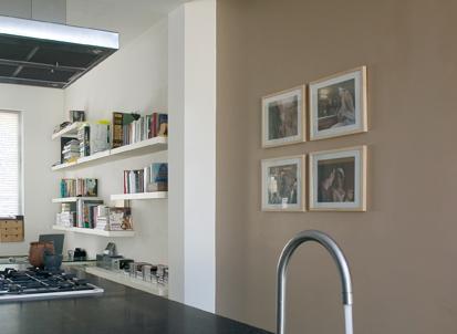 Combinaciones de colores de procolor pinturas arte nuevo - Color marfil en paredes ...