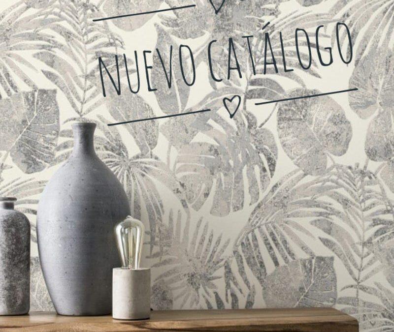 CATÁLOGO PAPEL PINTADO CON ESTAMPADOS