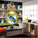 PAPEL PARED REAL MADRID GU. P.ARTE NUEVO 4