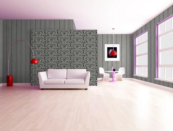 Papel pintado de rayas verticales free fondo de papel - Papel pintado de rayas verticales ...