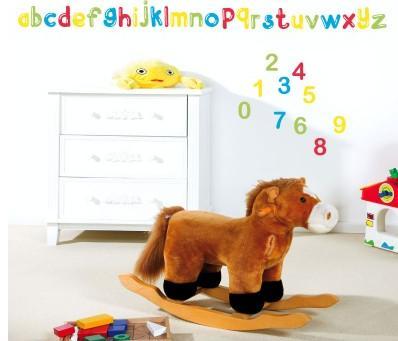 VINILO INFANTIL ALPHABET 06