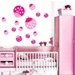 VINILO INFANTIL BUGS 06