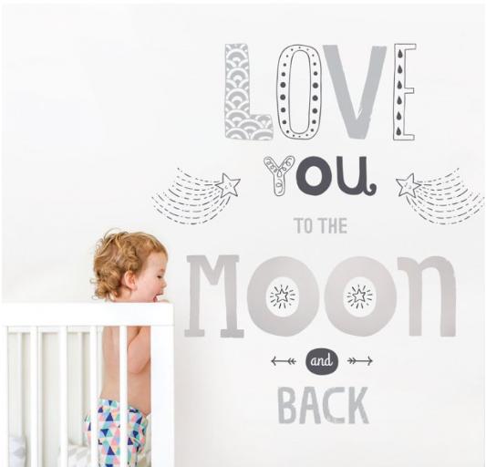 vinilo-infantil-love-you