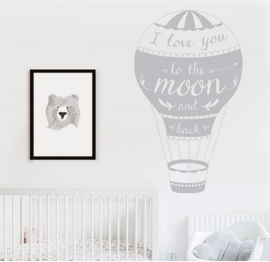vinilo-infantil-lovely-air-balloon