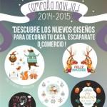 VINILOS NAVIDEÑOS 2014-15